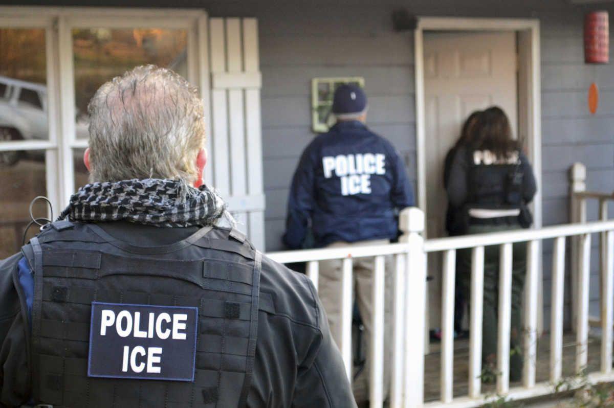 ICE's Philadelphia office has ramped up arrests of