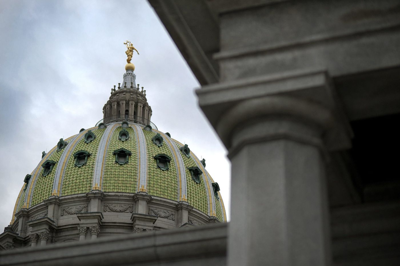 In the Pa. Capitol, a milestone in the works: An on-time budget
