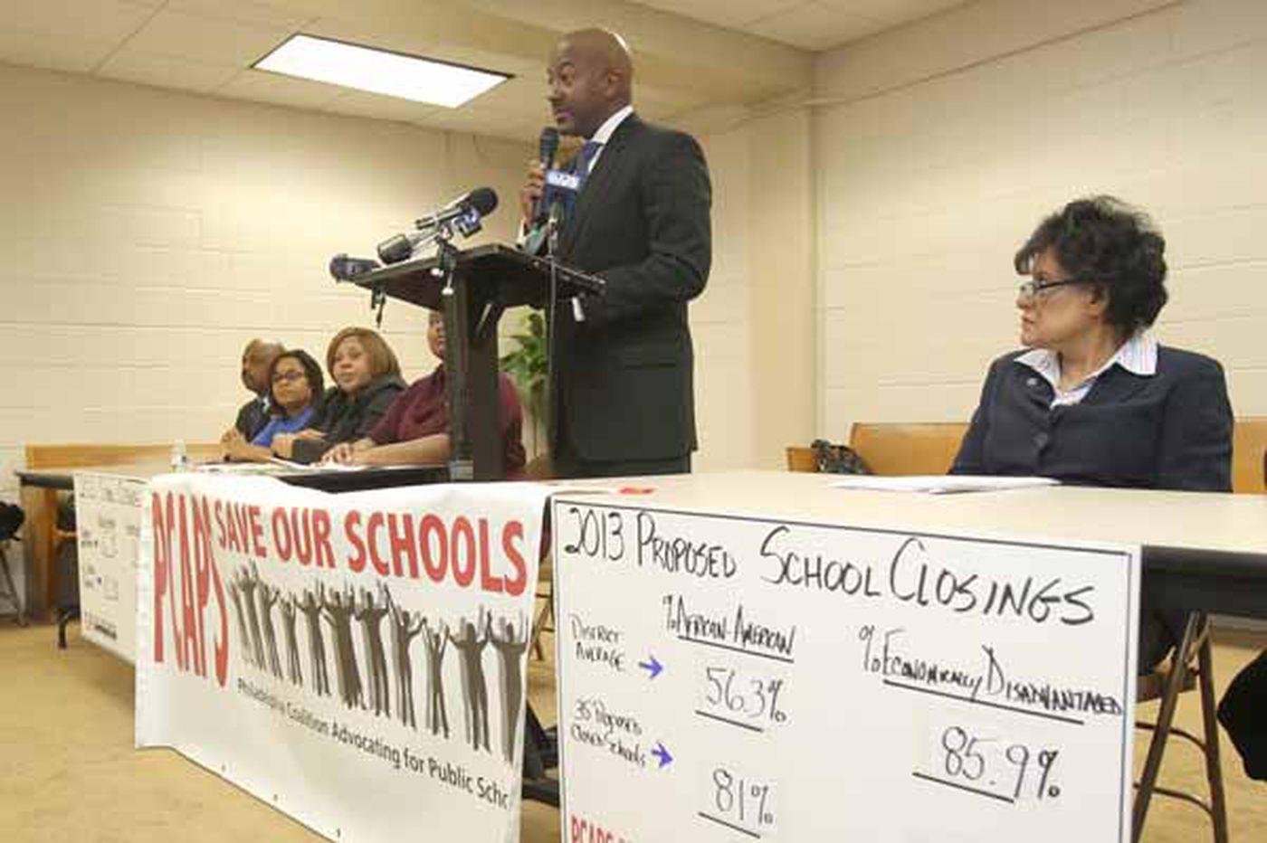 City school closings target vulnerable students, critics say