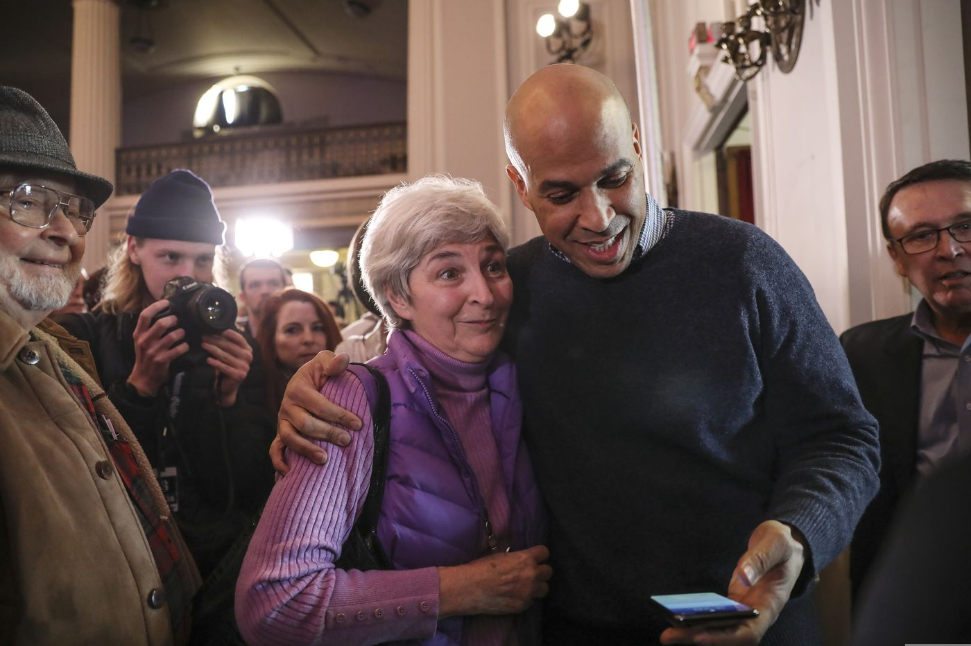 'As surprising as the sun rising': Reactions to Cory Booker's 2020 campaign for president
