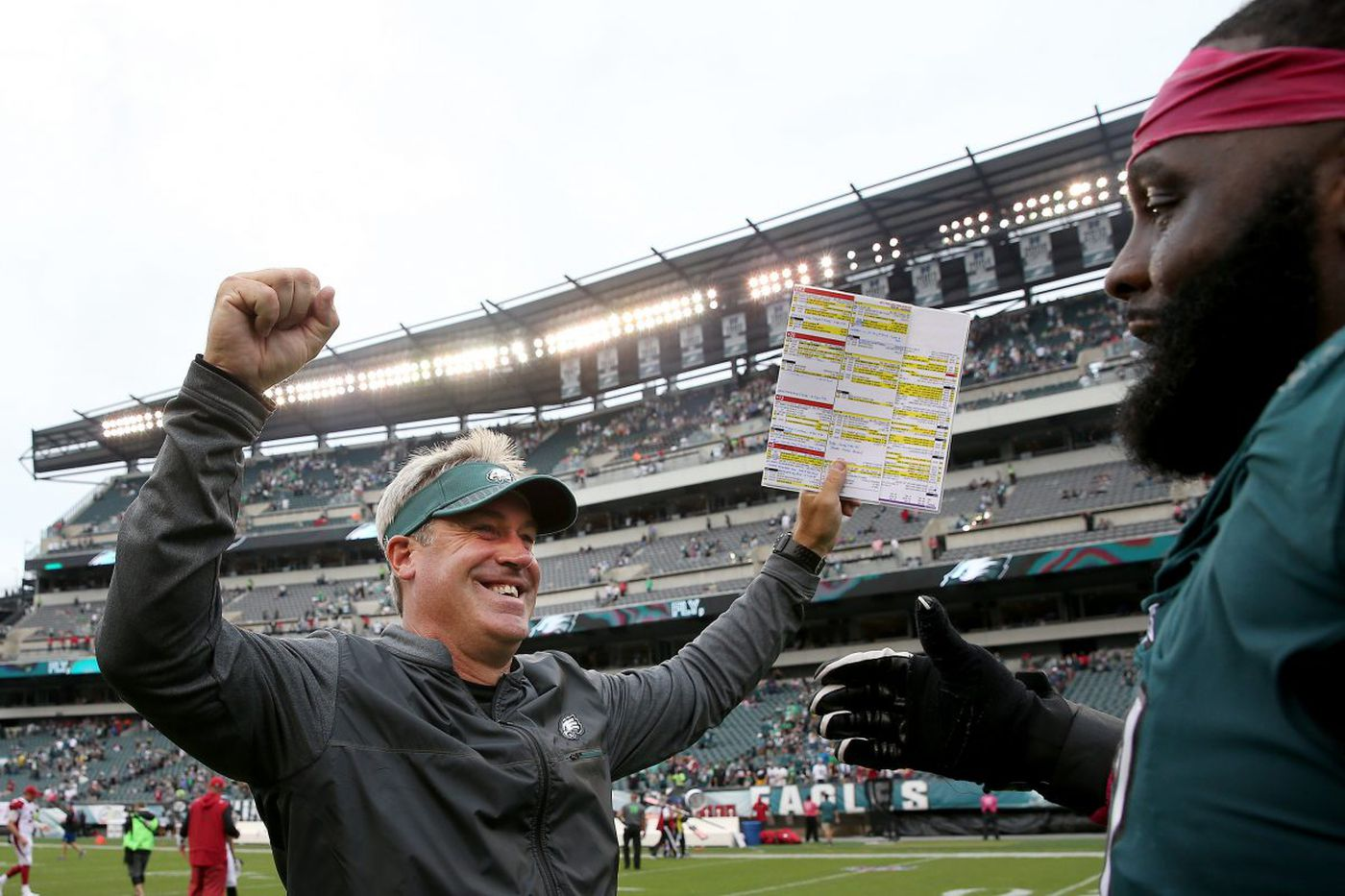 Playoffs? Analyzing Eagles' remaining schedule | Early Birds