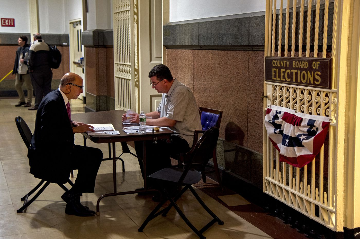 Petitions are in, and indicted Councilman Bobby Henon won't have a Democratic challenger