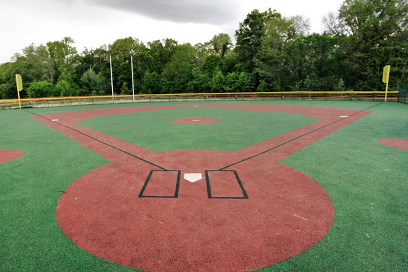 New field in Camden County for children of different abilities