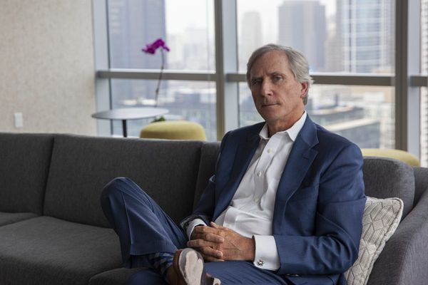 Brandywine chief Sweeney embraces developer-statesman role, entwining company's fate with Philly's | Industry Icons