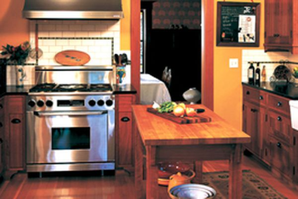 Get the bungalow-down on modernizing these classic kitchens