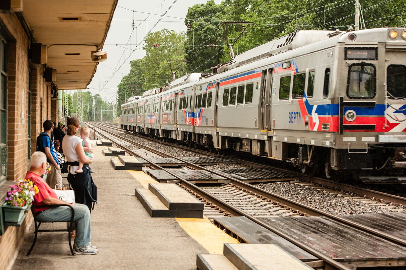 SEPTA to begin charging for parking at all Regional Rail lots