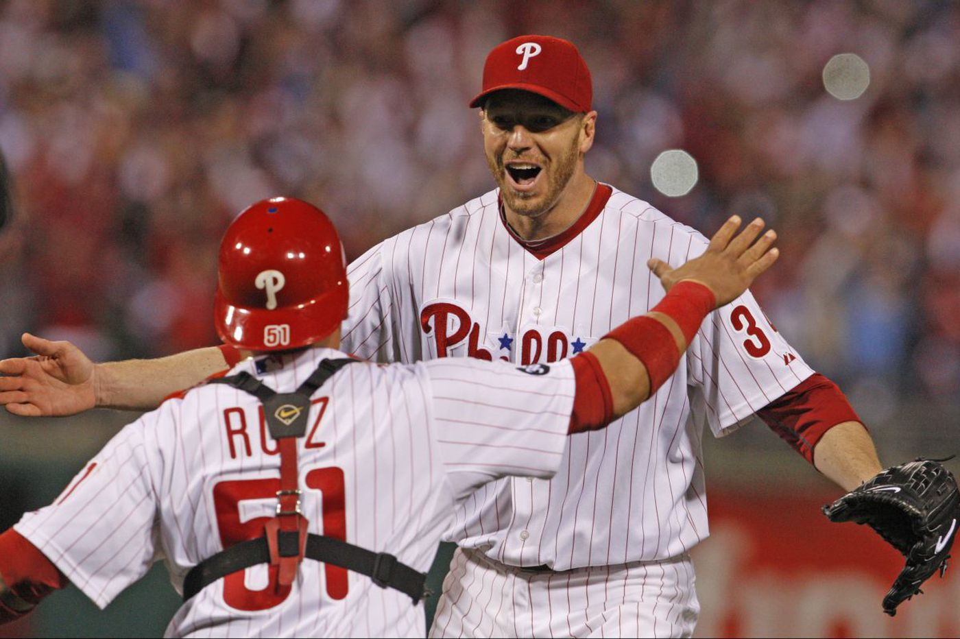 Phillies adding Roy Halladay to Wall of Fame