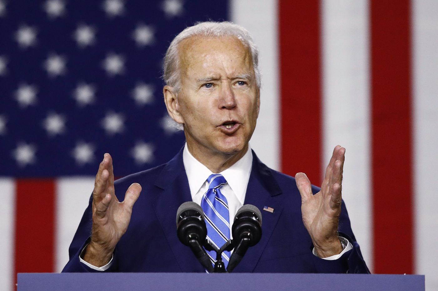 No, Joe Biden doesn't want to ban fracking or kill the Pennsylvania jobs it supports