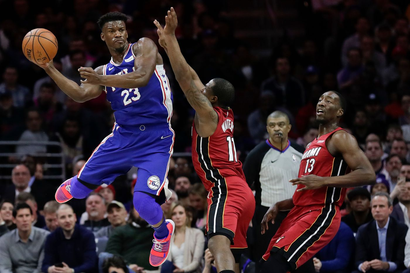 Sixers' Jimmy Butler is a 'franchise guy' because of his record in close games, agent says