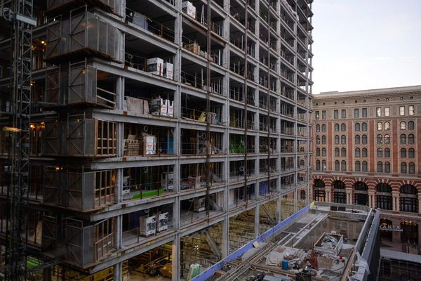 East Market apartment tower turns part Roost hotel, as guests embrace longer-term stays
