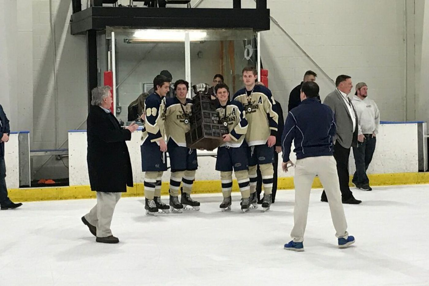 West Chester Rustin caps memorable season with fifth straight state title