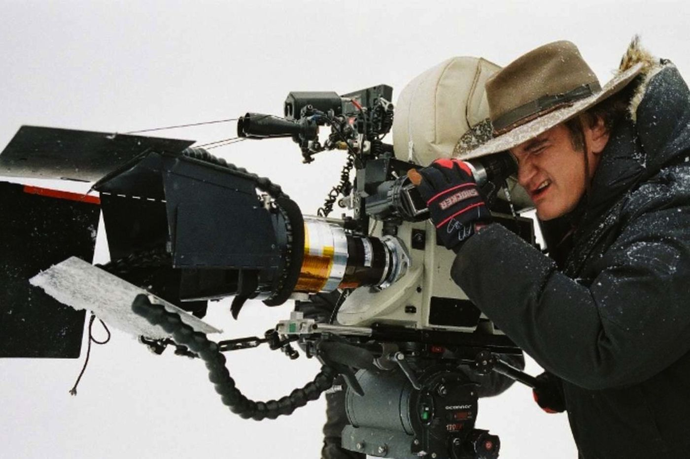 How the 'roadshow' of 'Hateful Eight' rejuvenates old technique