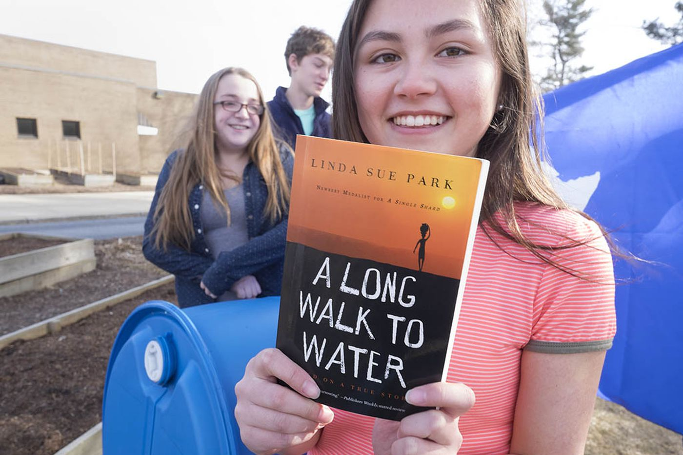 Schools raise money to help others get clean water