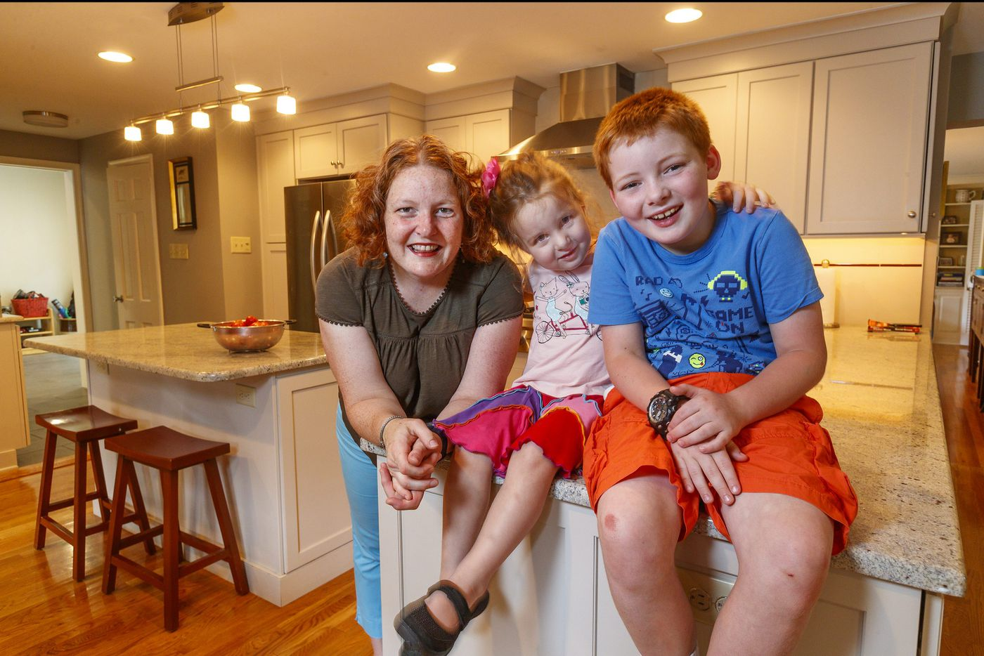 Five-year redesign makes Cape Cod in Chester County more comfortable