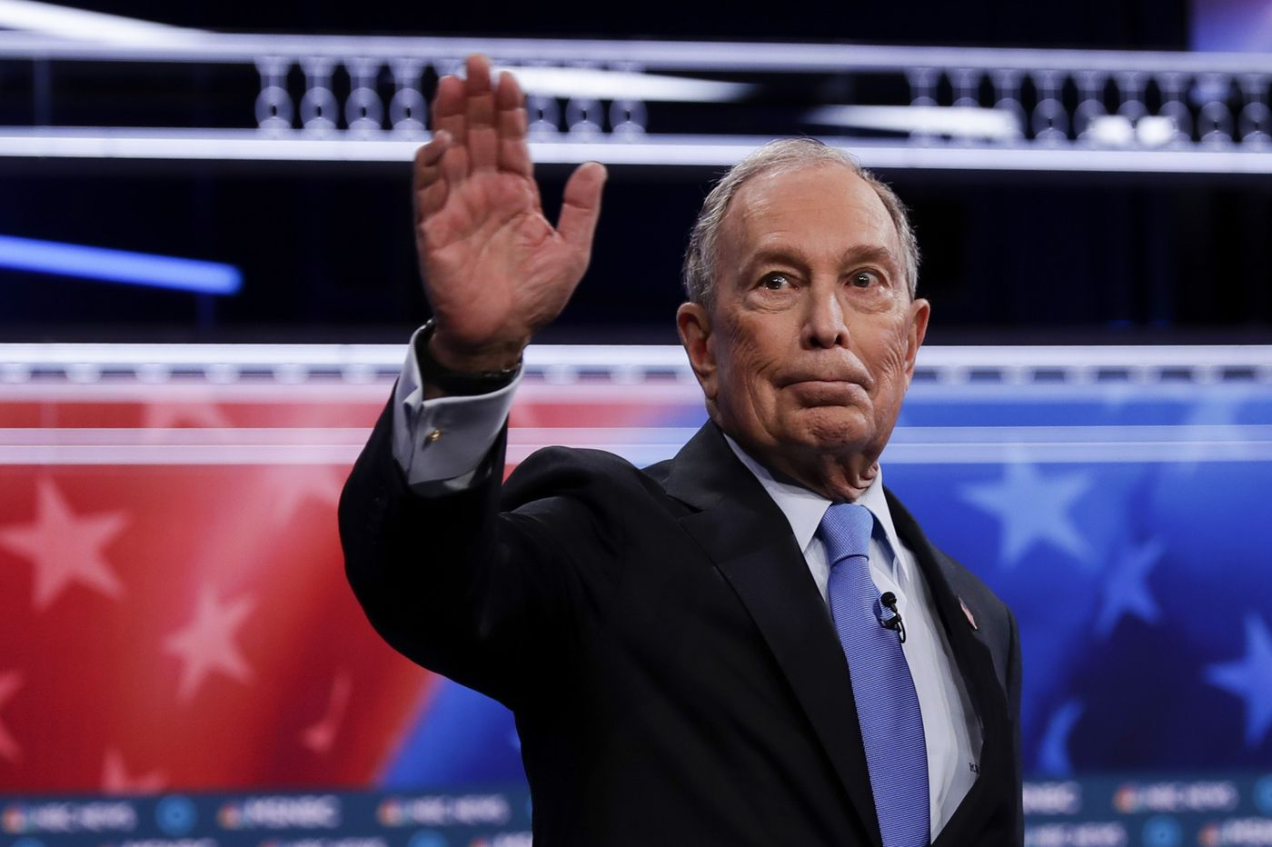 New Jersey never gets any love from presidential campaigns. Until Mike Bloomberg.