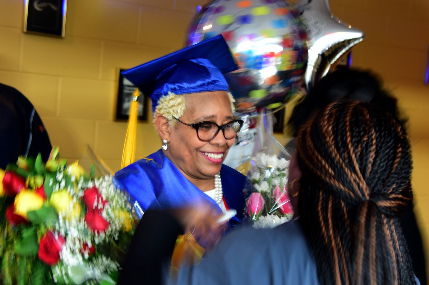 After 21 years of trying, Philly native earns GED from South Jersey community college