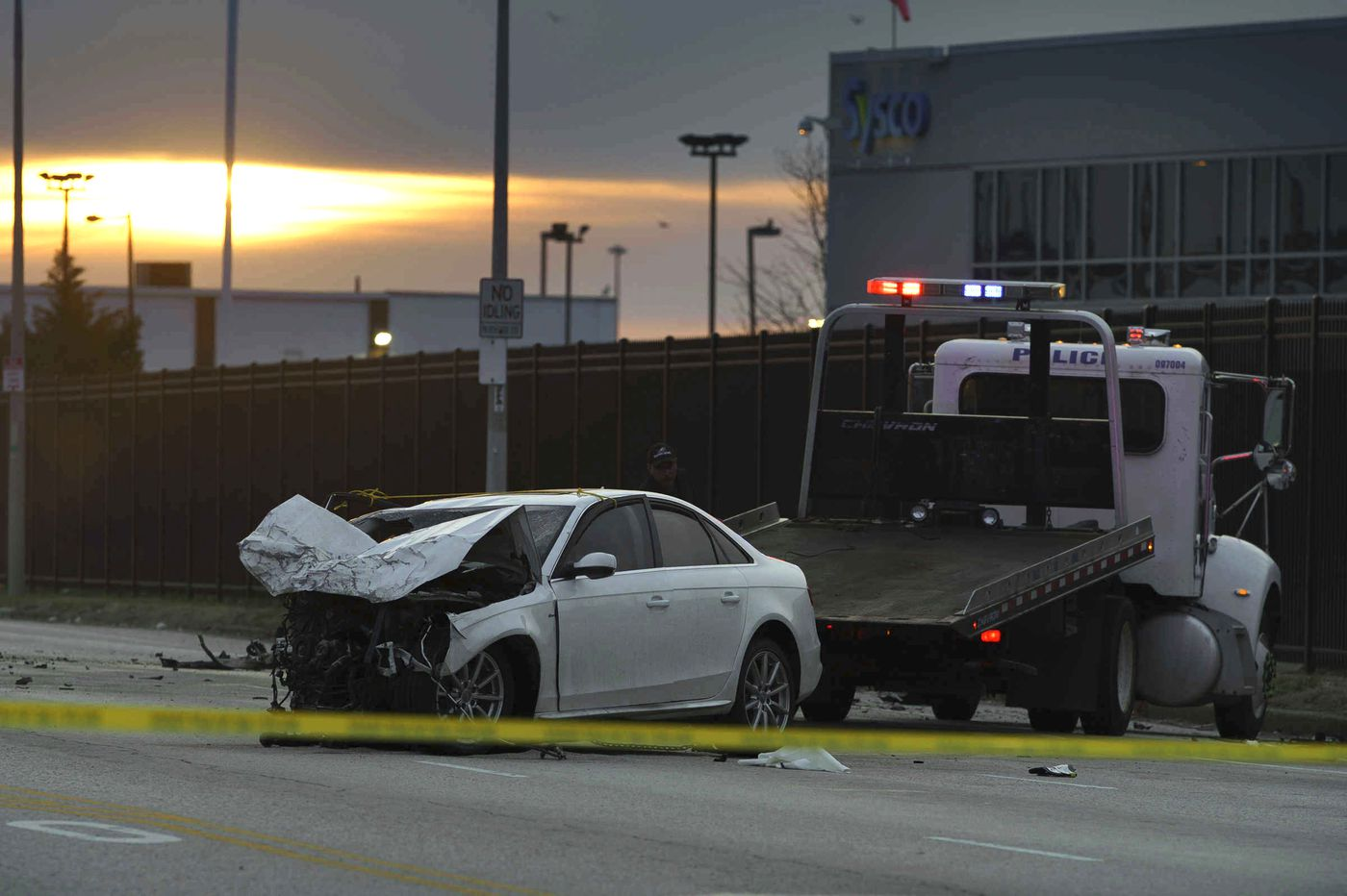 Driver charged with homicide in South Philly crash that killed 3