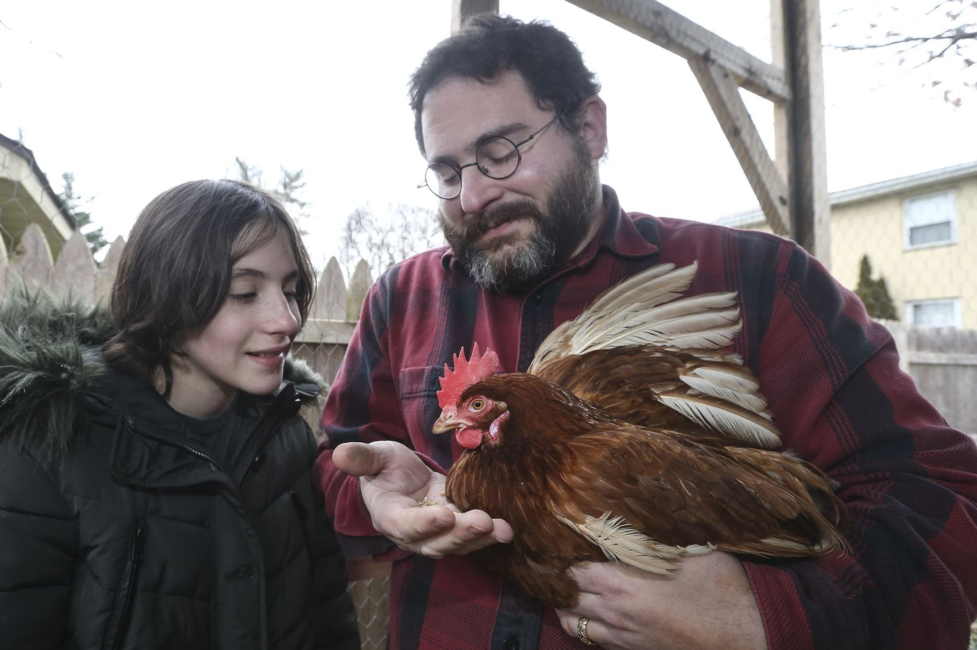 The Adventure of Tiny the Chicken might answer an age-old question | Helen Ubiñas
