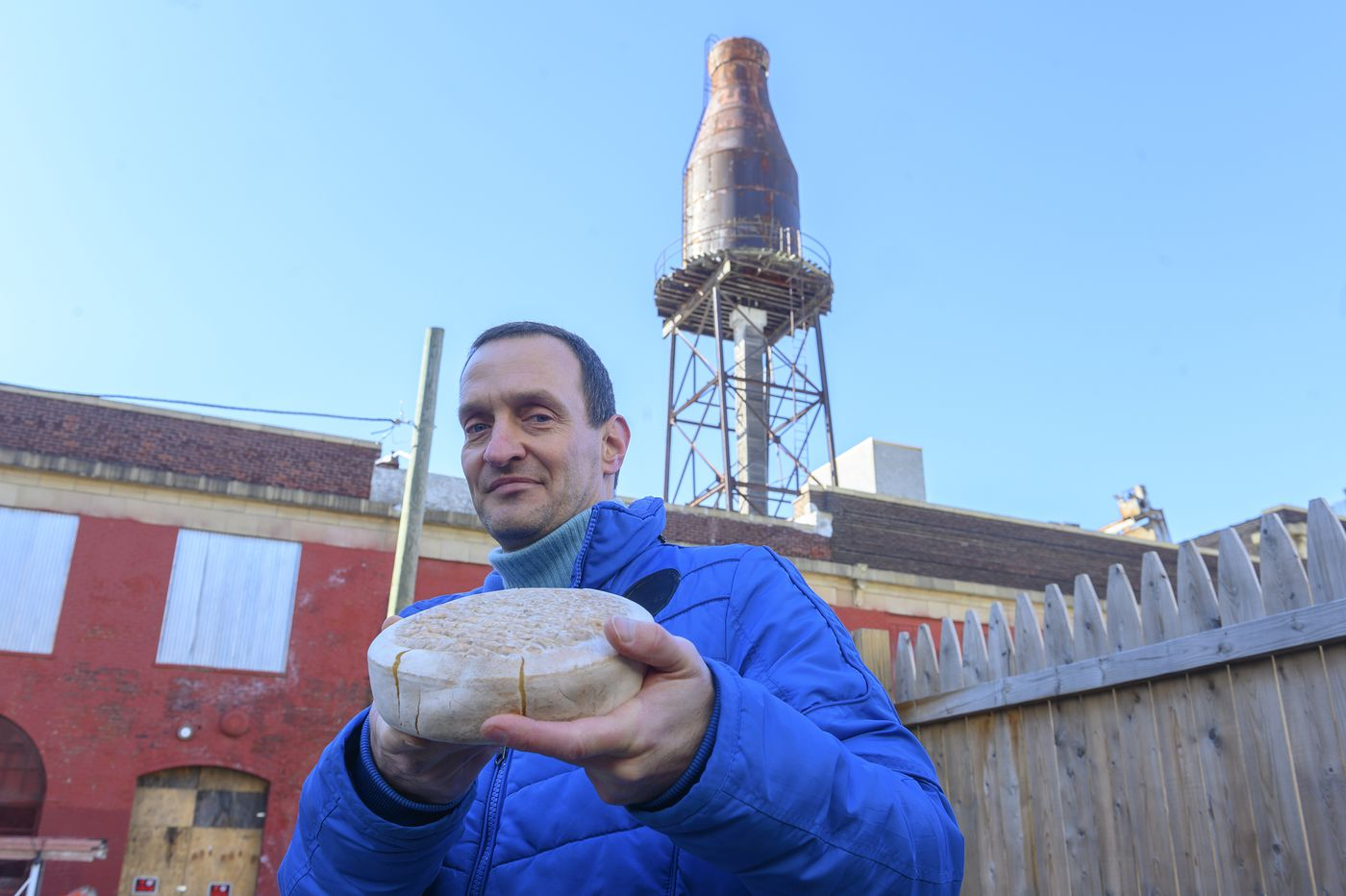 Cheese maker plans to bring milk back to Kensington