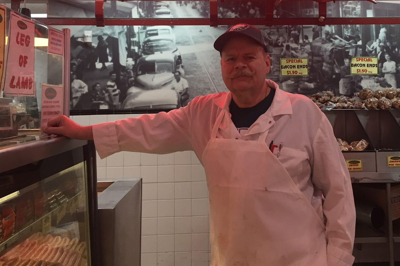 Italian Market butcher has meat-cute story | We the People