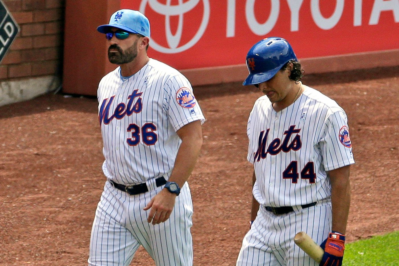 Mets come to Philly after trying to fight a beat writer | Extra Innings