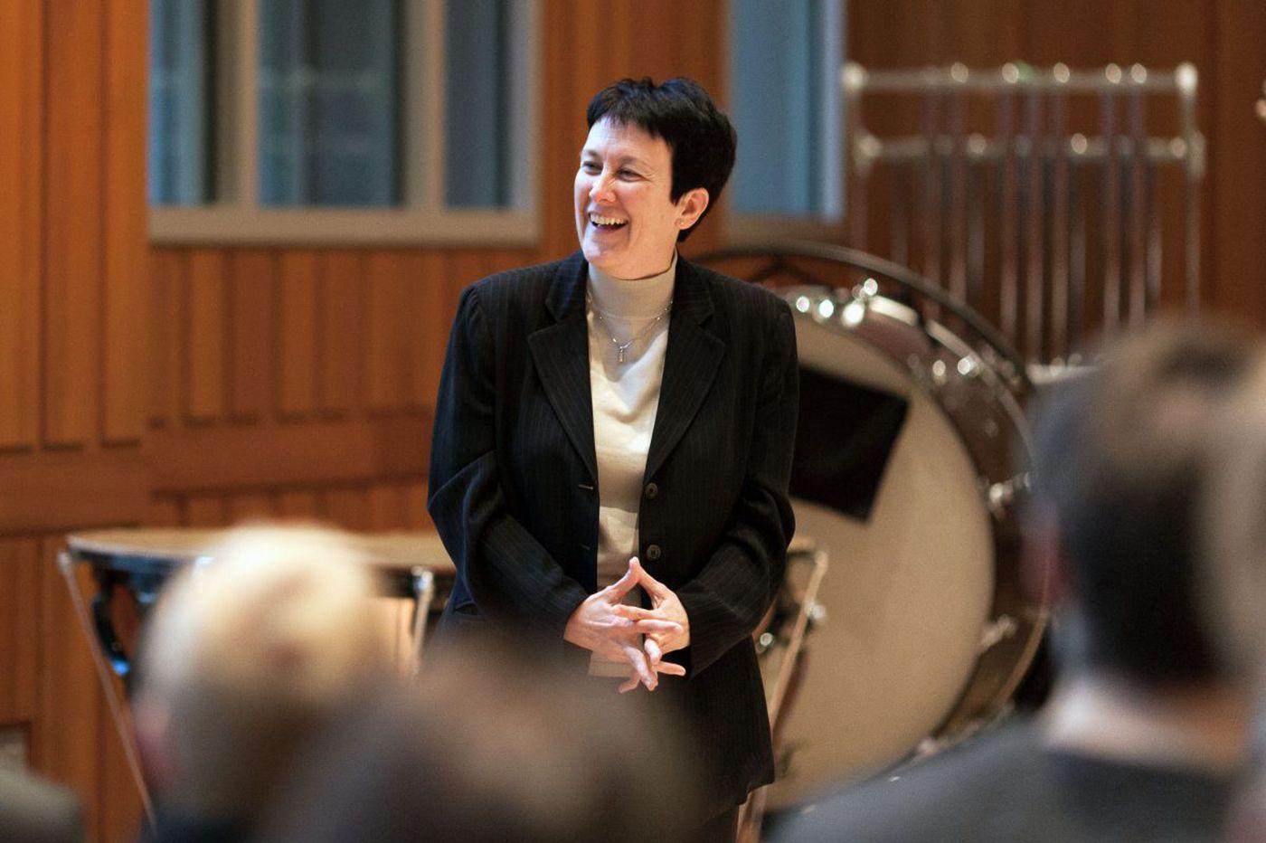 The Philadelphia Orchestra schedule for 2018-19 scores a zero in female composers