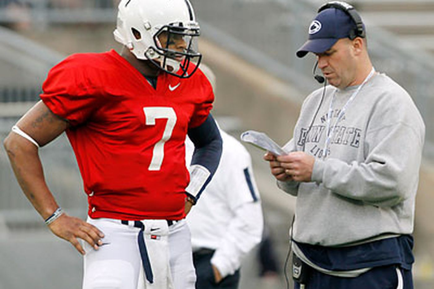 Penn State quarterback position remains unsettled