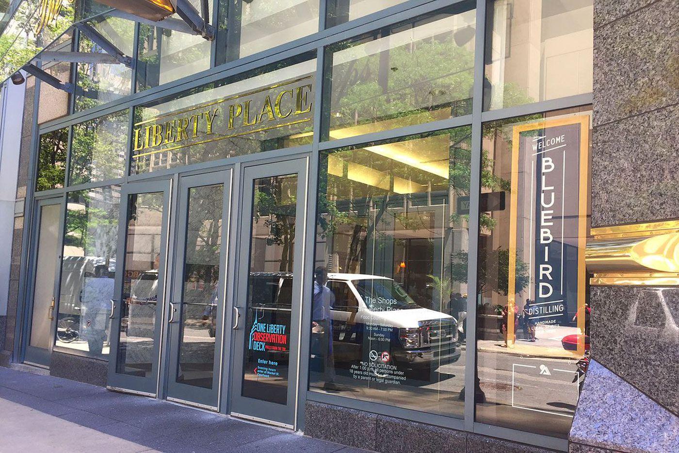 Bluebird Distilling to open tasting room in Center City