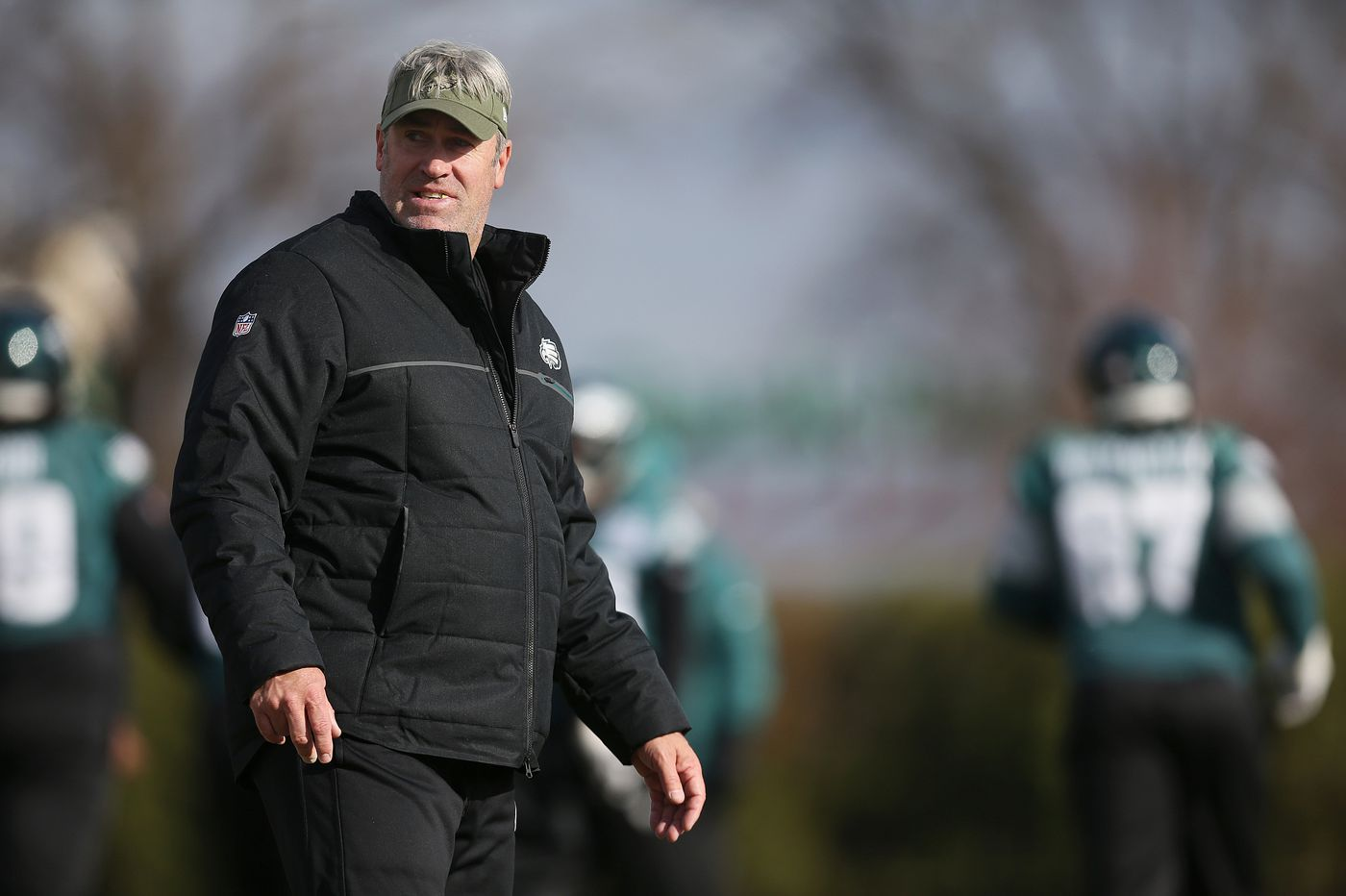 Eagles' Doug Pederson: No place for abusers in NFL