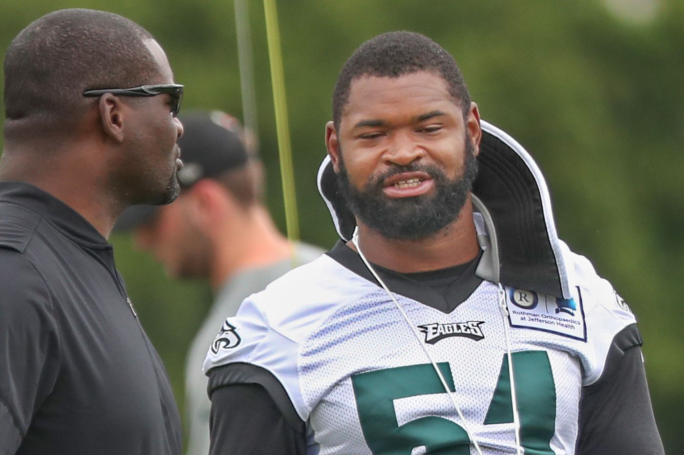 Doug Pederson says Eagles didn't cut Zach Brown just to shake things up | Bob Ford