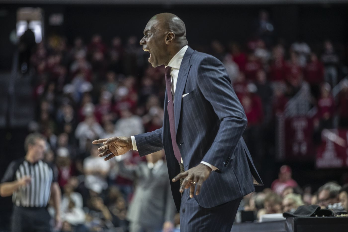 Temple runs out of gas in 67-63 road loss to East Carolina