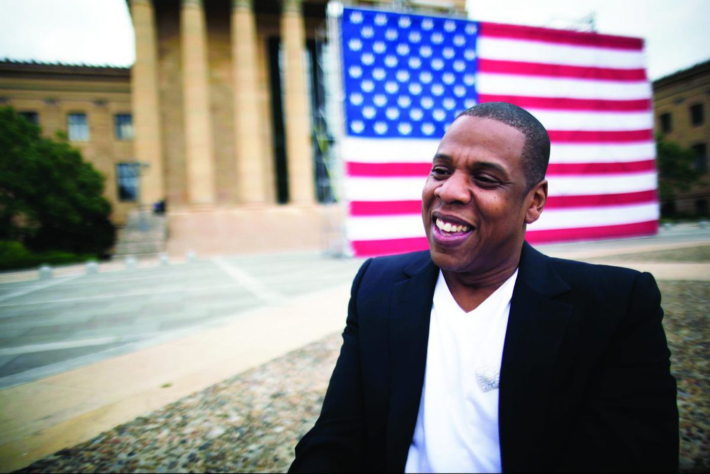 Jay-Z, older and still relevant, headlines Made in America once more