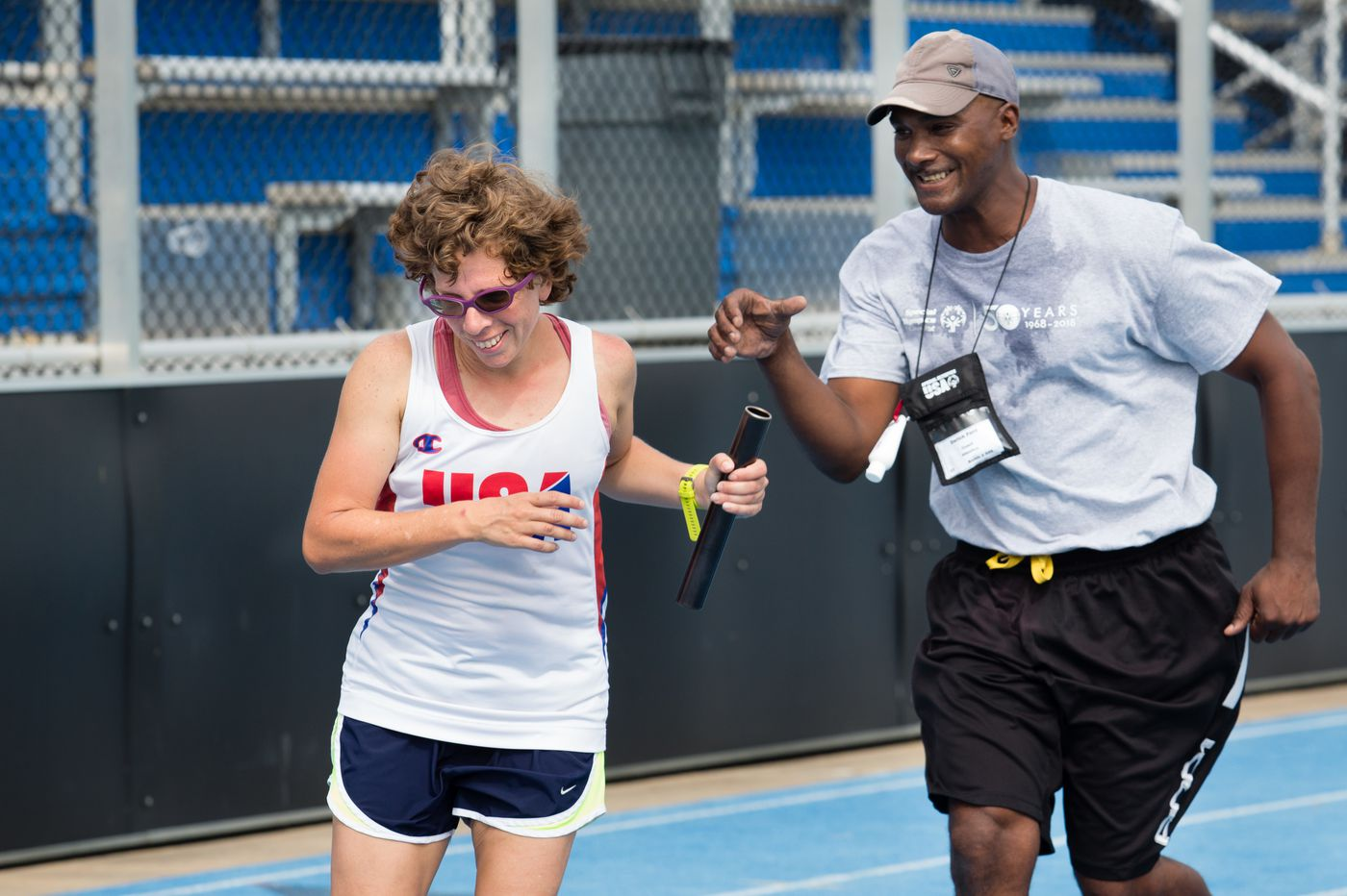Special Olympics athletes stop in Delaware to prepare for World Games
