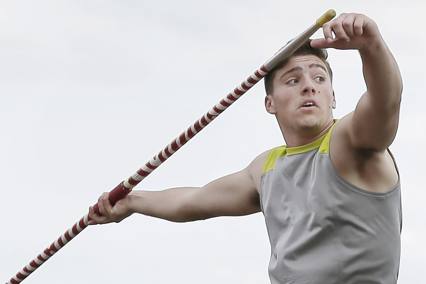 Rancocas Valley javelin star Nick Mirabelli is ready for Saturday's Meet of Champions