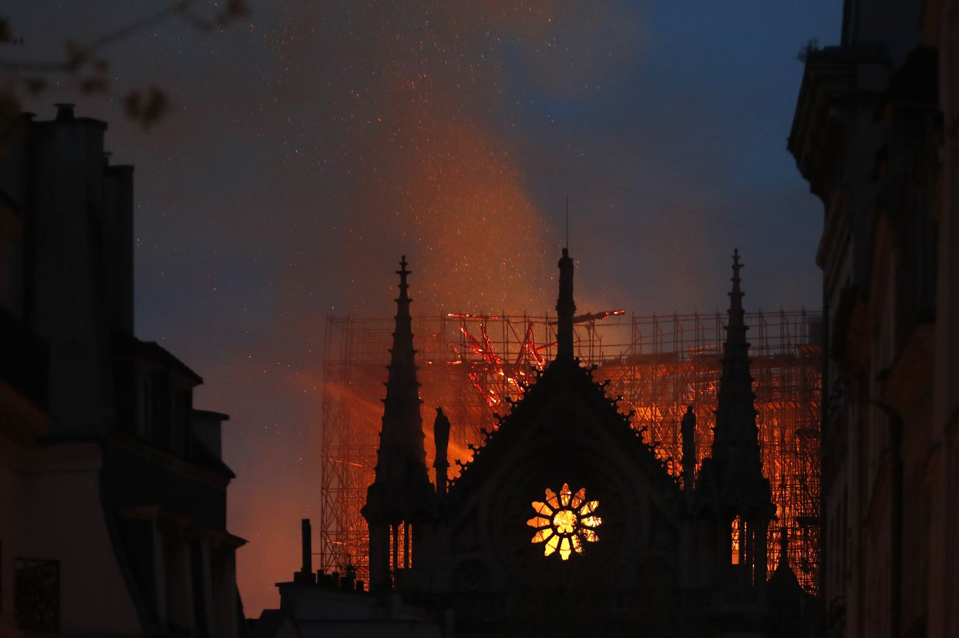 Notre Dame Cathedral: A building that stayed the same as the world changed | Christine Flowers
