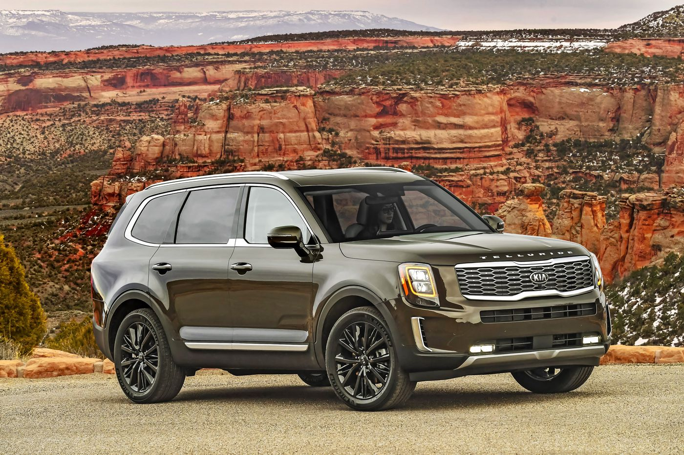Kia Telluride mixes fun with practicality