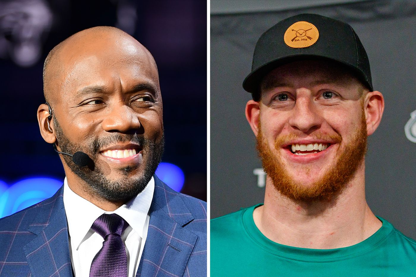 Espn S Louis Riddick Offers Bold Prediction About Carson Wentz