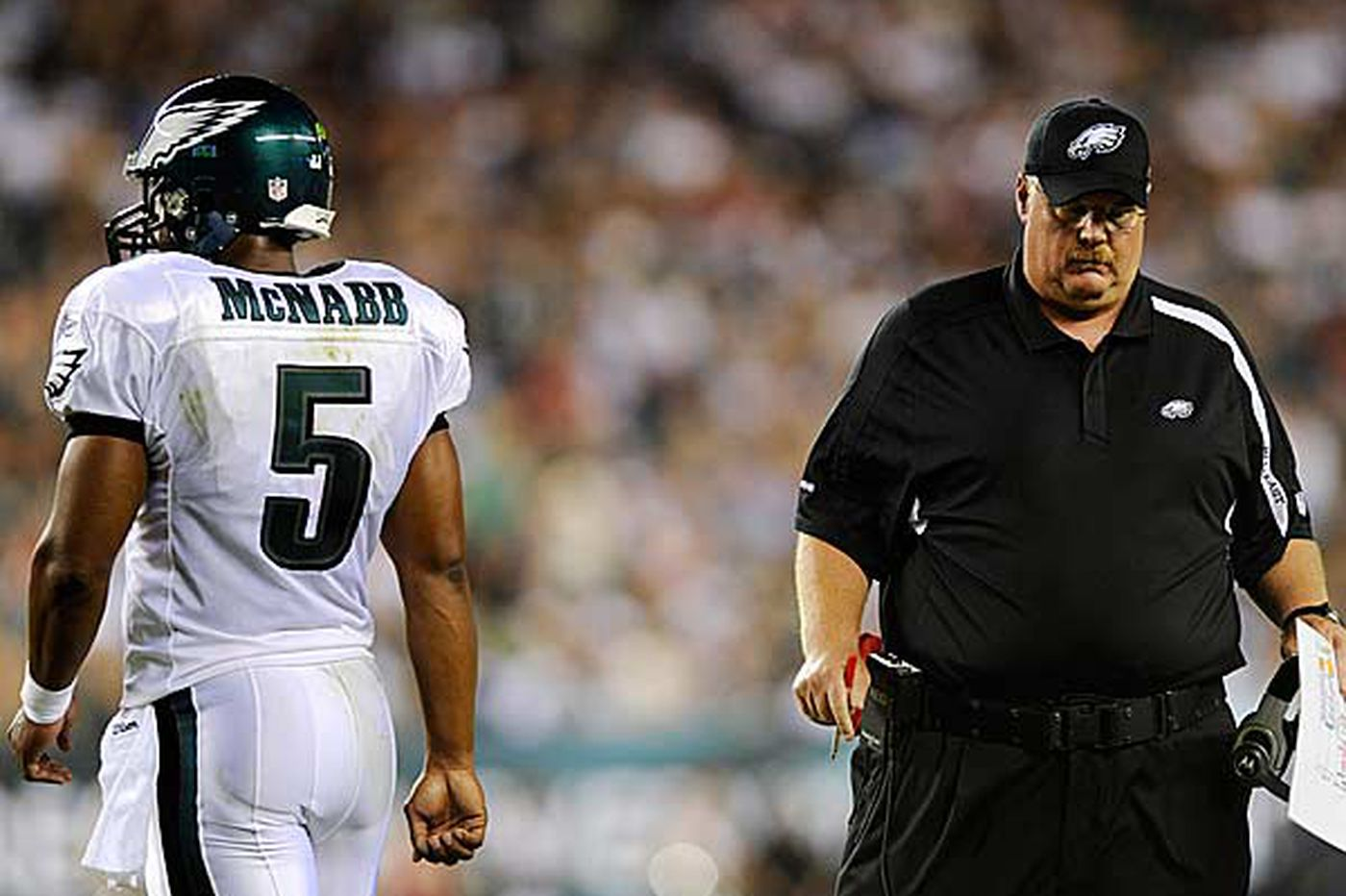 Neither Reid nor McNabb did much good after parting