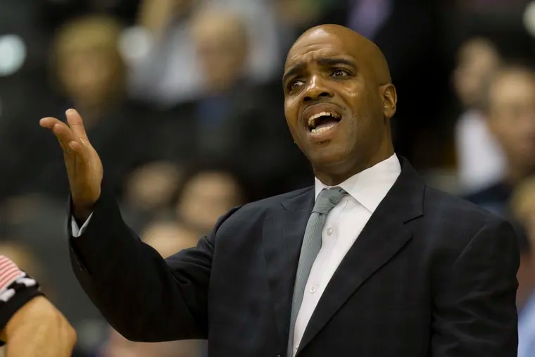 Monte Ross is a former St. Joe's assistant.