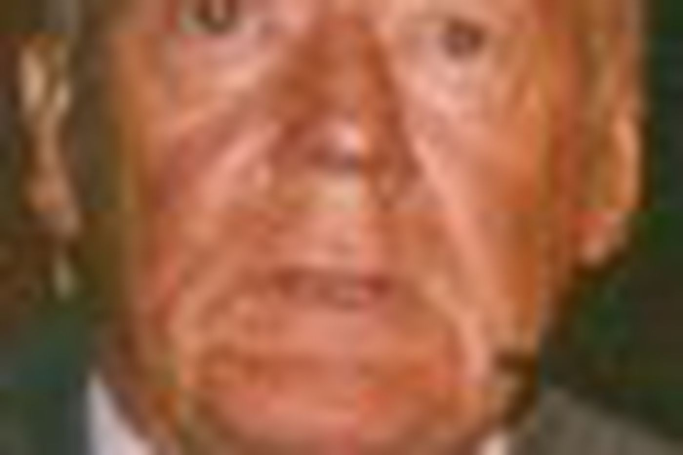 Richard F. Smith Sr., 85, international aid worker