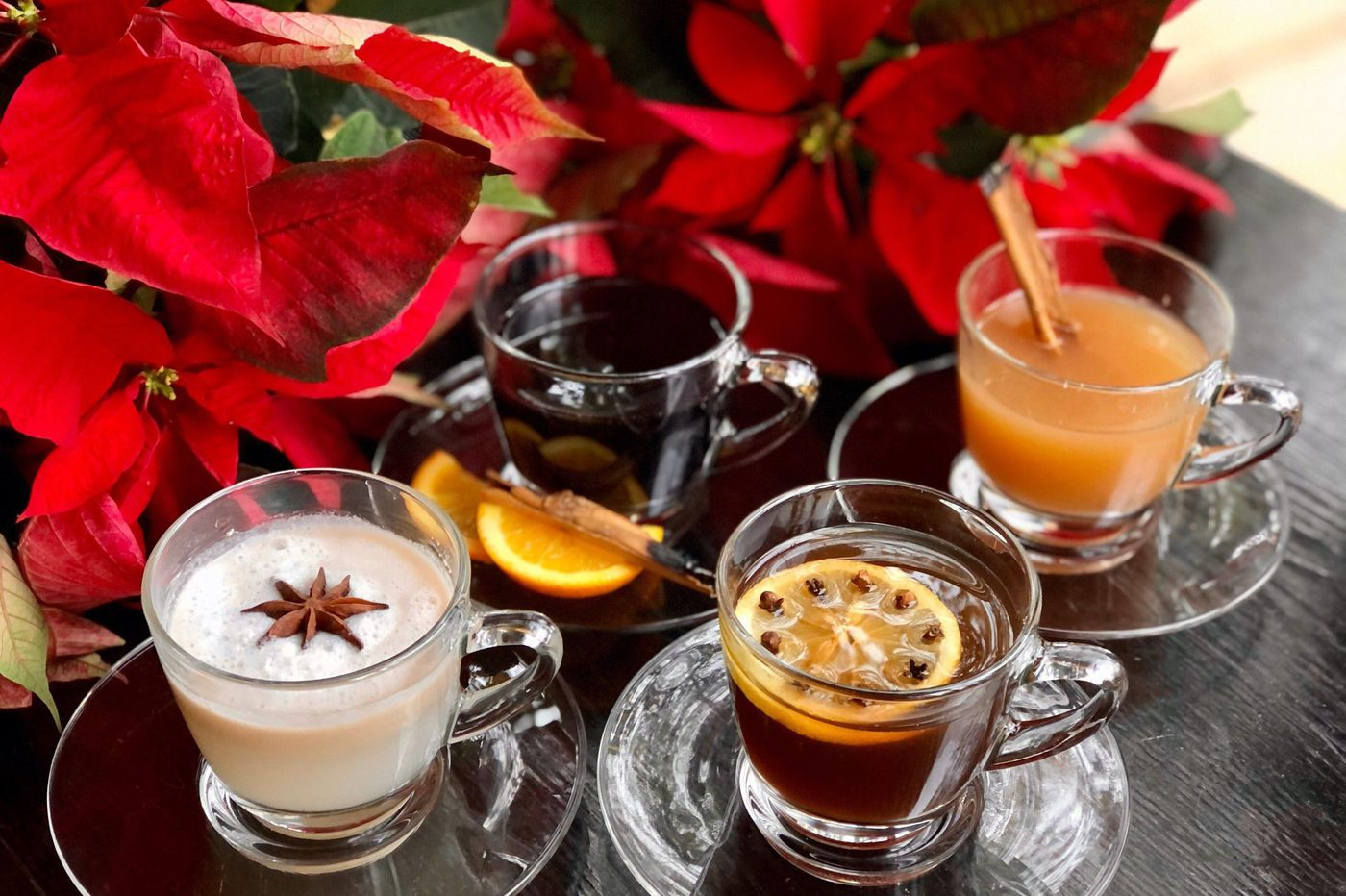 Hot drinks for cold nights | Let's Eat