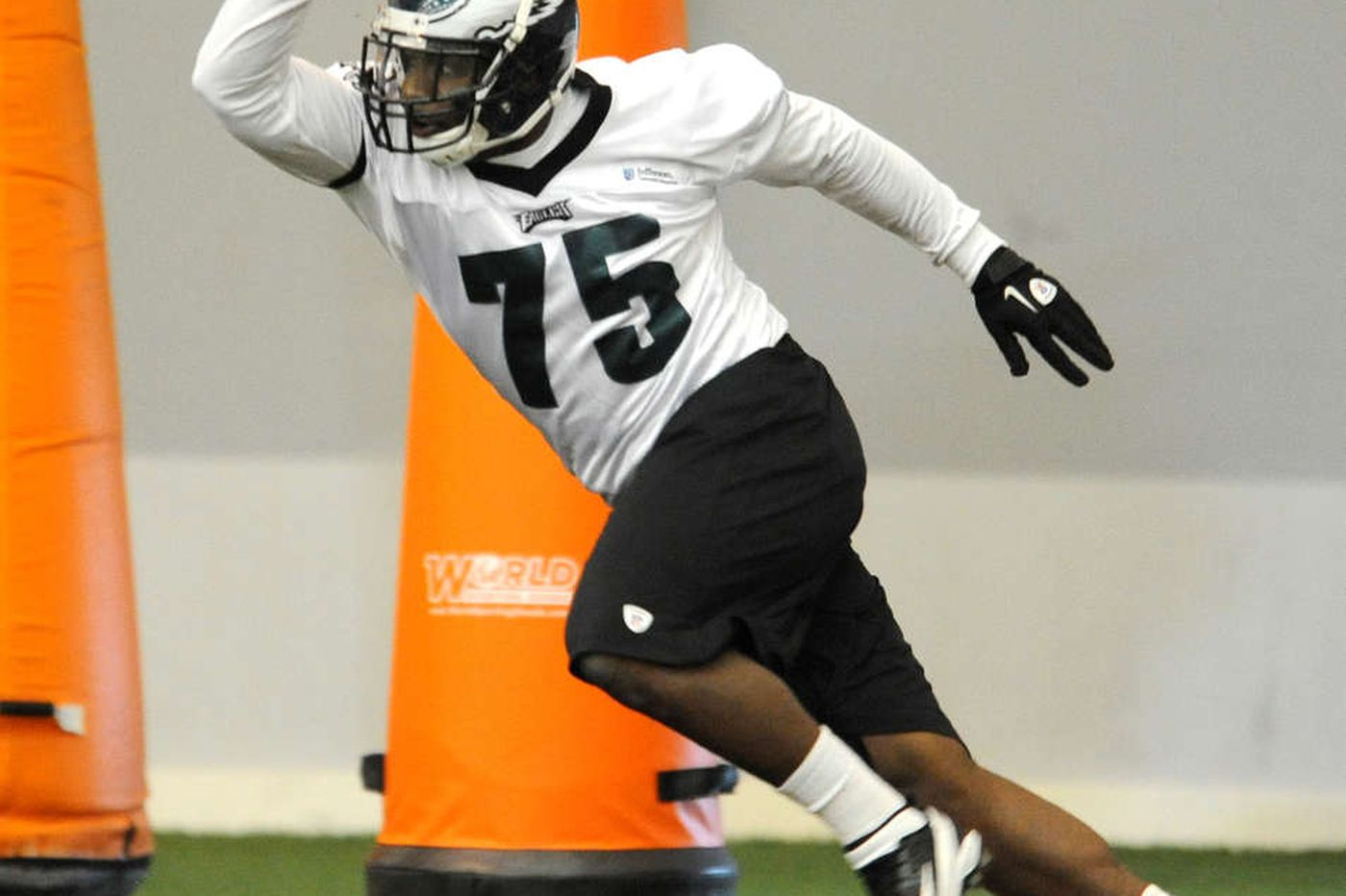 Eagles defense taking shape as rookie minicamp ends