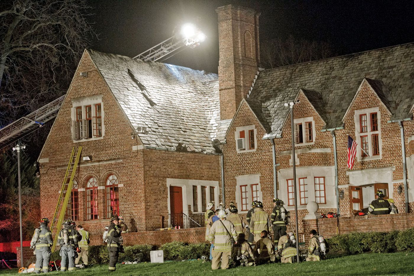 Nonprofits scramble after Moorestown Community House fire