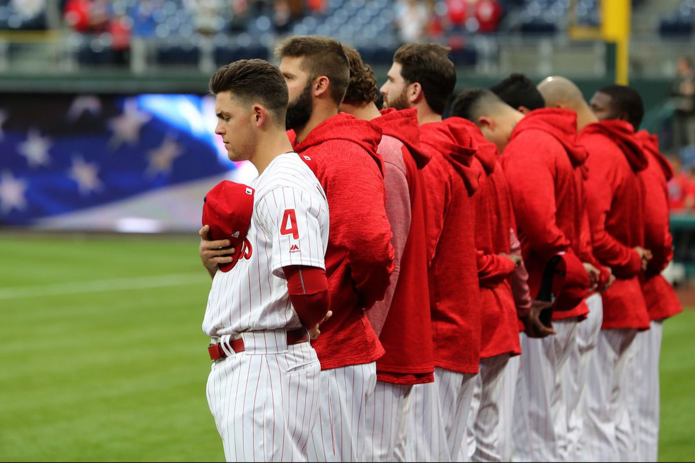 Phillies answer back with feel-good win   Extra Innings