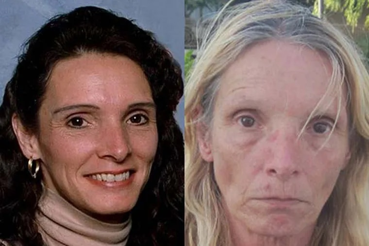 Brenda Heist, 53, from Lancaster, went missing 11 years ago and recently surfaced in Florida.
