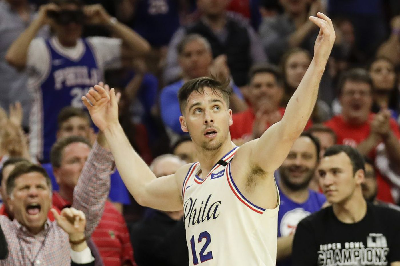 Does T.J. McConnell's playoff performance represent changing of the guards for Sixers? | Bob Ford