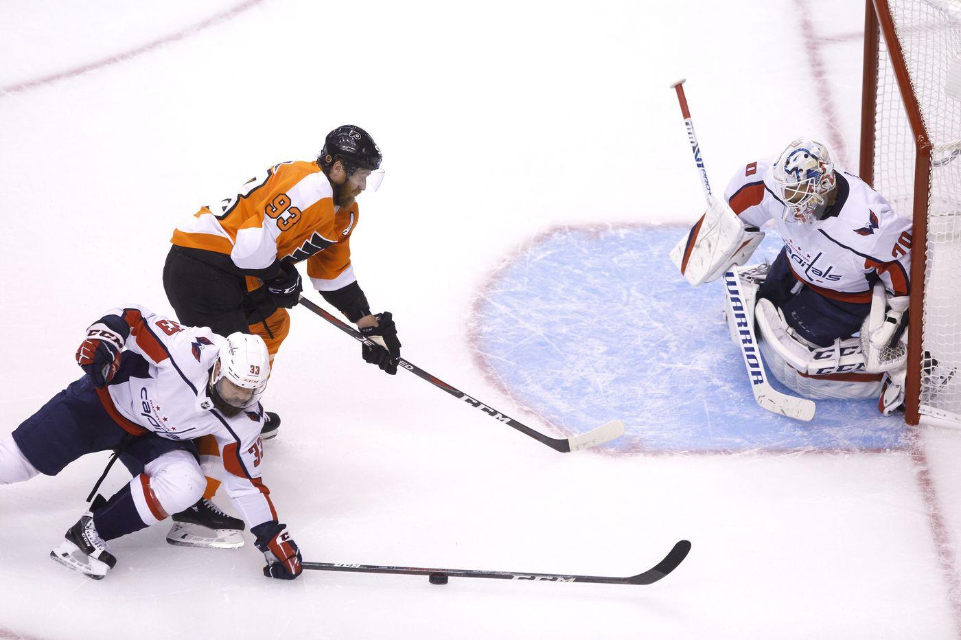 Flyers prepare to meet underdog (but dangerous) Habs in first round; Jake Voracek back at practice
