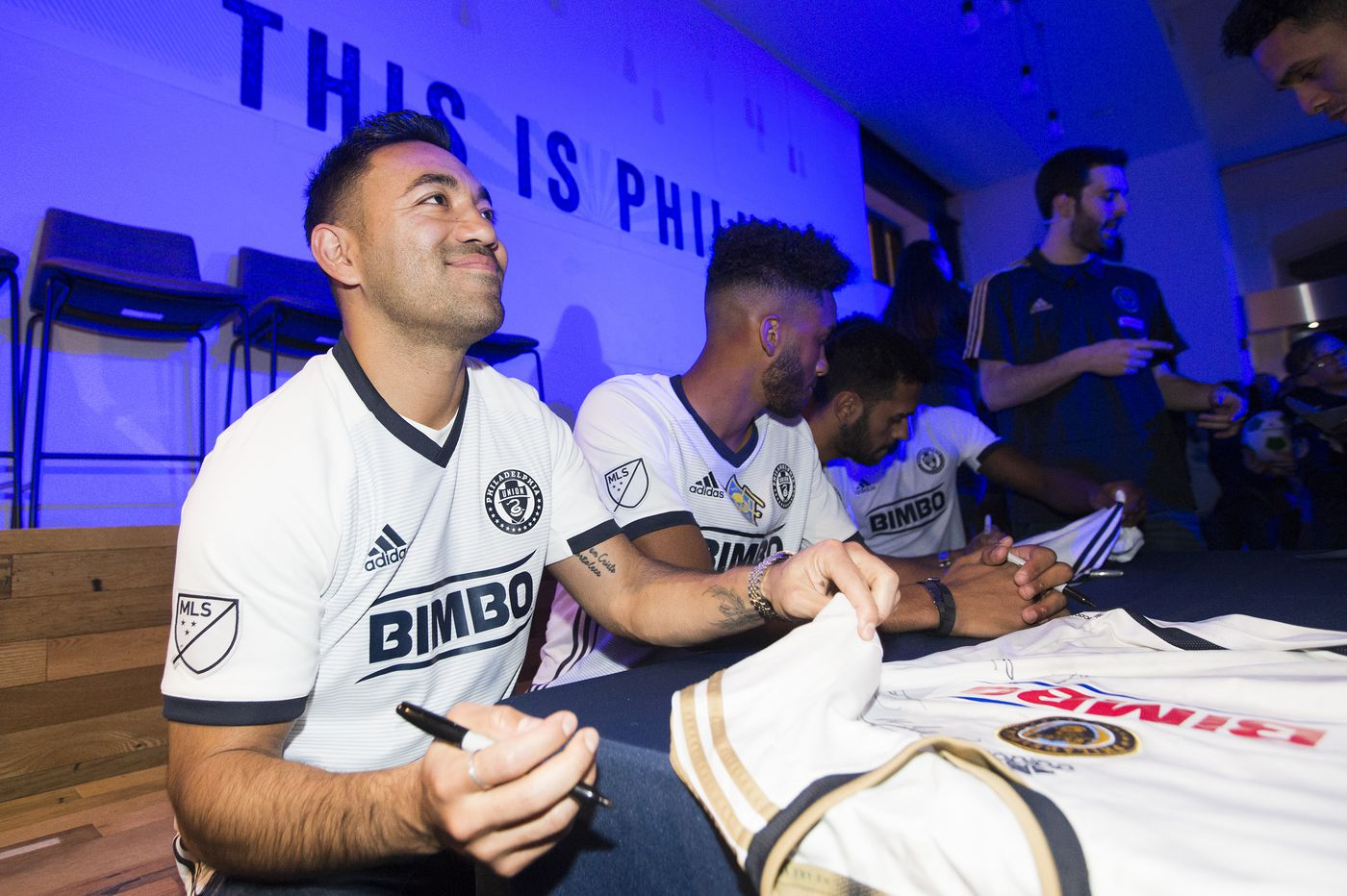 As Marco Fabián begins life in Philadelphia, he wants to get back to having fun playing soccer