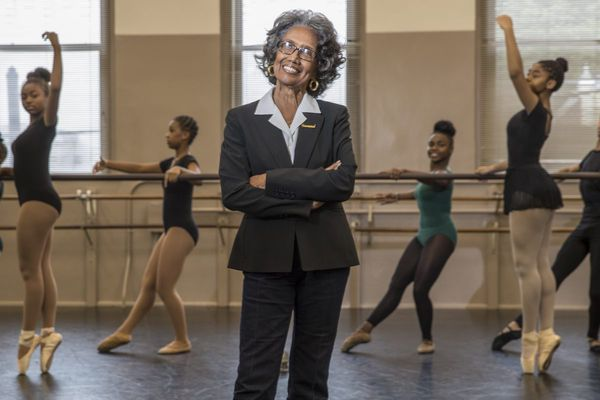 Icon: Philadanco's Brown spends her blood and money to run her renowned dance company
