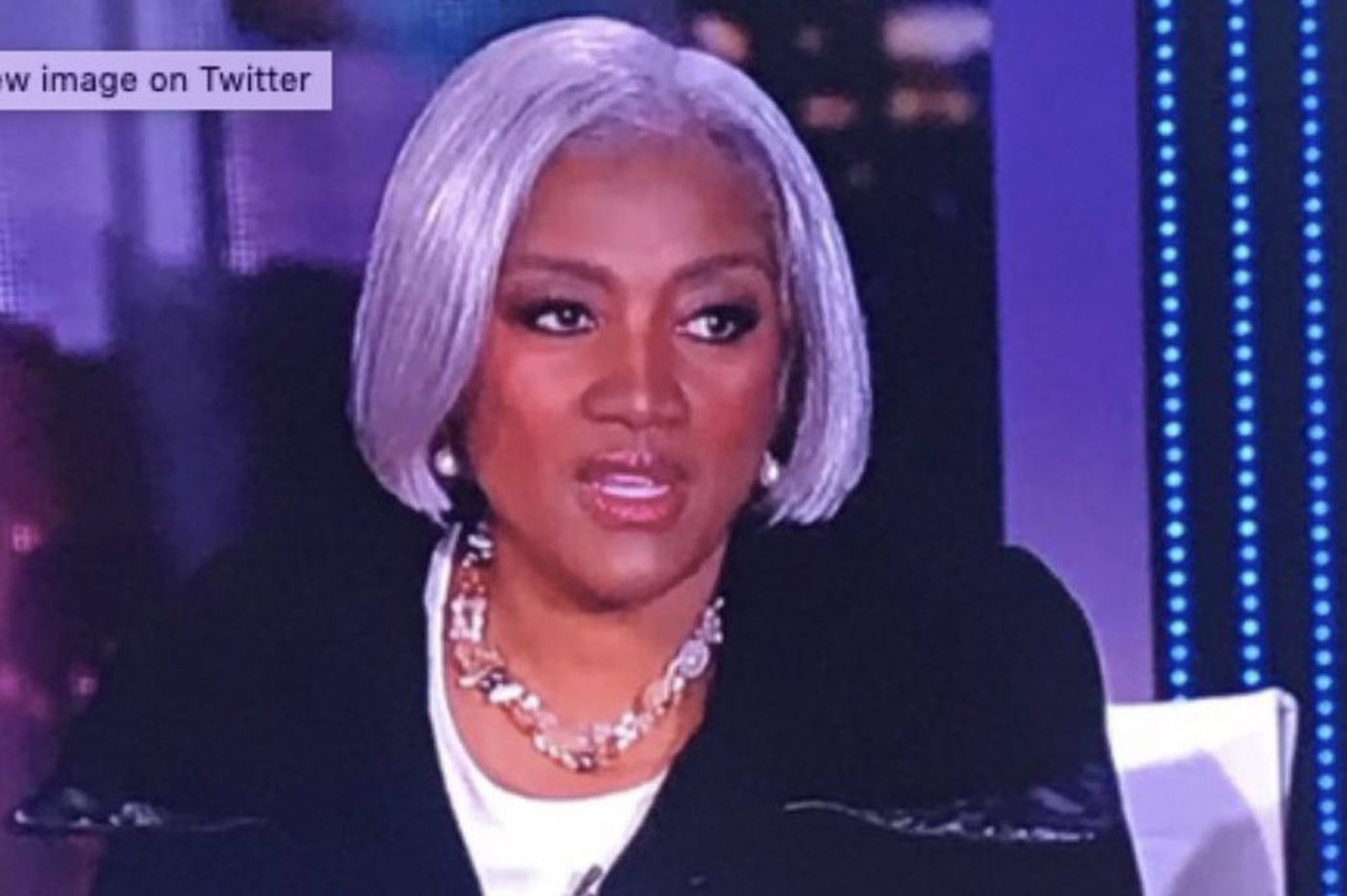 Can we talk about Donna Brazile's amazing makeover? | Elizabeth Wellington
